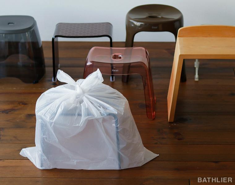 バスチェアって粗大ゴミ?意外と迷うバスチェアの捨て方